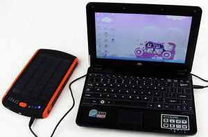 Solar Laptop Charger 11200 мАч