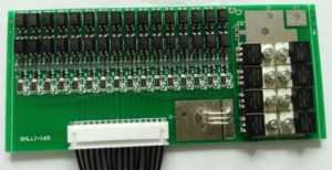 Плата контроллера заряда-разряда