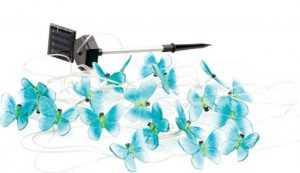 Гирлянда из бабочек