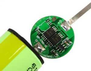 Плата защиты аккумулятора 18650