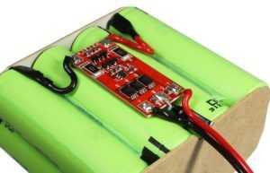 Контроллер заряда-разряда литиевых аккумуляторов