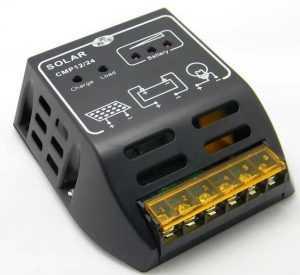 Контроллер заряда солнечной батареи