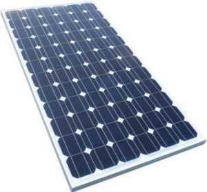 Фотоэлементы в солнечной батарее
