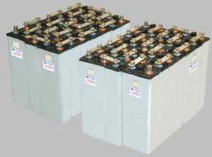 Тяговые щелочные аккумуляторы