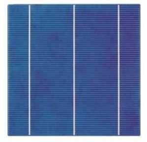 Поликристаллический фотоэлемент