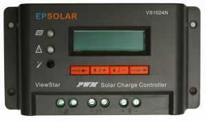 Контроллер заряда PWM