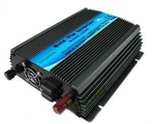 Параметры преобразователя тока солнечных батарей