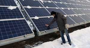 Эффективность солнечных батарей