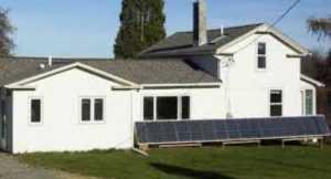 Абсорбер воздушного солнечного коллектора