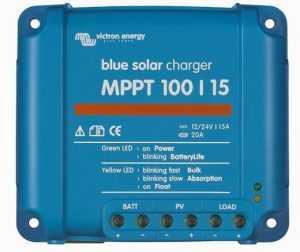 Контроллер заряда MPPT