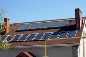 Гелиосистема: солнечные батареи и коллекторы