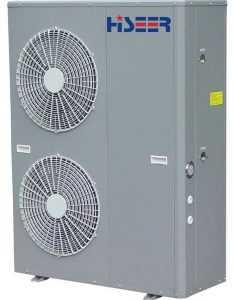 Низкотемпературный моноблочный тепловой насос