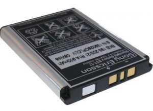 Аккумуляторная батарея телефона