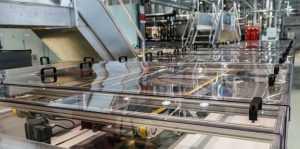 Оборудование для производства солнечных батарей