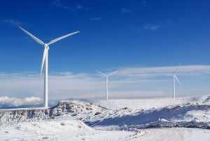 Ветряные электростанции есть в нескольких регионах России