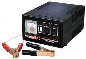 Зарядно-предпусковое устройство «Кедр-Авто-10»