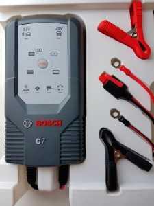 Зарядное устройство Бош С7