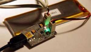 Зарядное устройство для литиевого аккумулятора