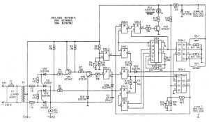 Принципиальная схема зарядных устройств «Кедр-Авто 4А» и «Кедр-Авто 12В»