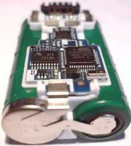 Контроллер литиевого аккумулятора