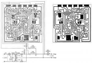 Печатная плата устройств «Кедр-Авто 4А» и «Кедр-Авто 12В»