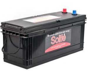 Грузовой аккумулятор Solite 155G51