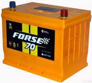 Аккумуляторная батарея Forse 70 Ач, 620 А, азиатский