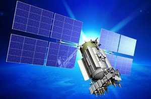 Солнечные батареи в космосе