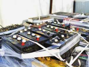 Прием старых аккумуляторов в PB Trade