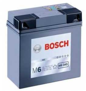 Bosch M6 Gel