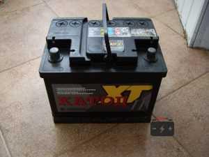 Автомобильный аккумулятор «Катод XT»