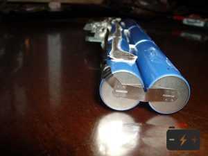 Соединение аккумуляторных элементов точечной сваркой