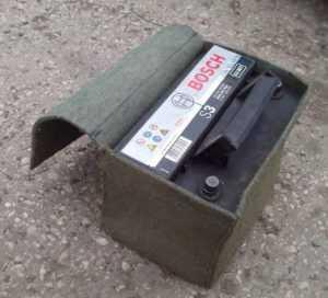 Защита аккумулятора