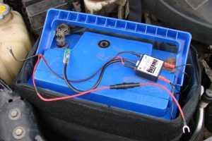Термокейс с НТА на аккумуляторе