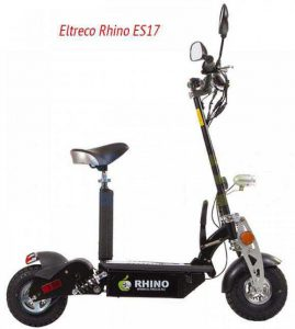 Электроскутер Eltreco Rhino ES17