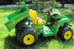 John Deere Gator Peg Perego