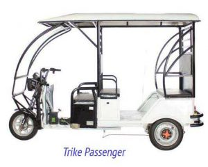 Trike Passenger