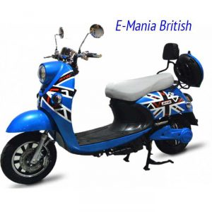 E-Mania British