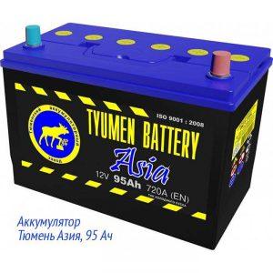 Аккумулятор Тюмень Азия 95 Ач
