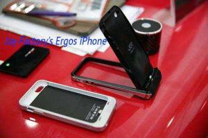 Joy Factory's Ergos iPhone