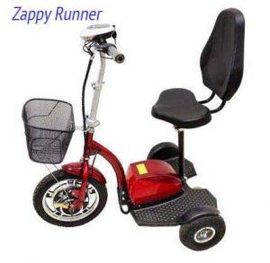 Zappy Runner