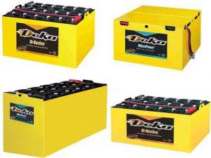 Аккумуляторы Deka D-Series и Deka MaxPowr