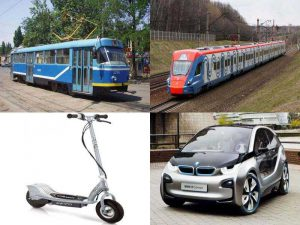 Электротранспорт