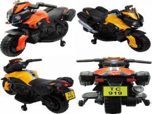 Детский мотоцикл на аккумуляторе Weikesi TC-919