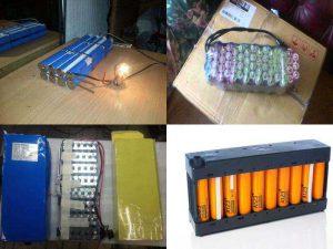 Литиевые аккумуляторы для электроскутеров