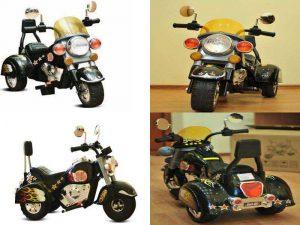 Joy Automatic 19 Harley Davidson