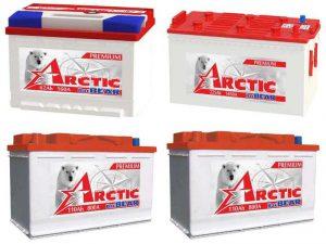 Аккумуляторы Arctic Batbear