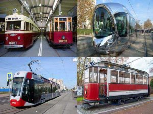 Городской электротранспорт
