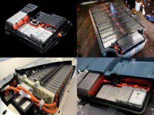 Тяговые литиевые аккумуляторы для электромобилей