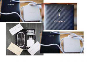 Дизайн смартфона Oppo Find 7